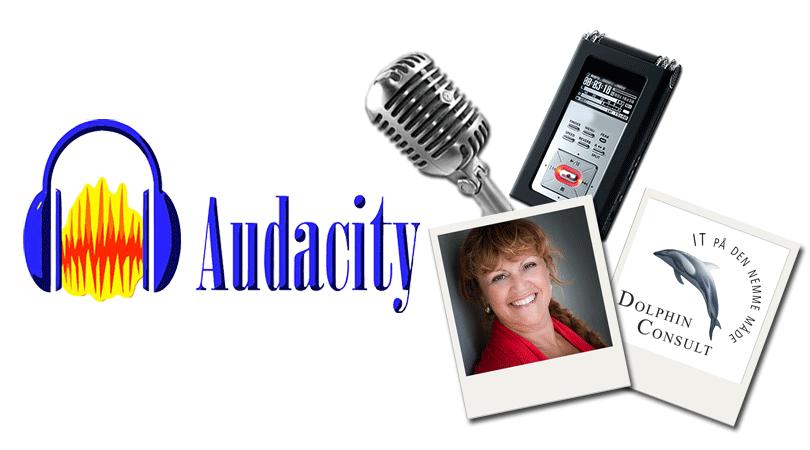 Køb dit Audacity kursus her