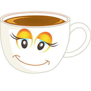 Forplejning: Kaffe, te, vand, lidt guf og en sandwich til frokost.